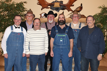 Current Board of Directors of the Holmes Harbor Rod and Gun Club