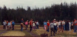 Holmes Harbor Rod & Gun Club annual Easter egg hunt
